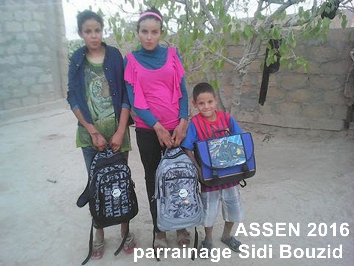 Parrainage Sidi Bouzid