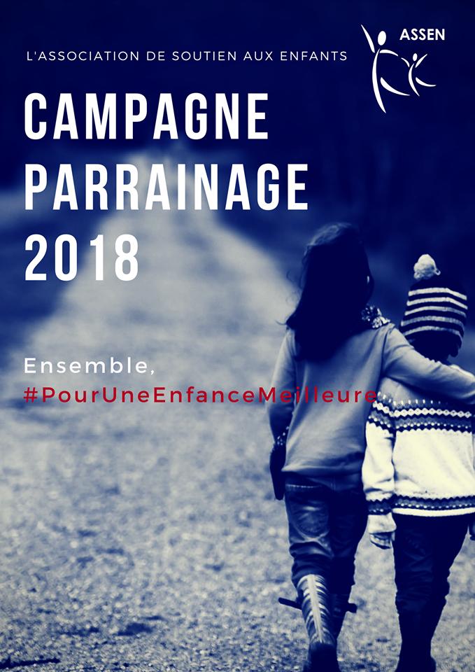 Campagne Parrainage 2018