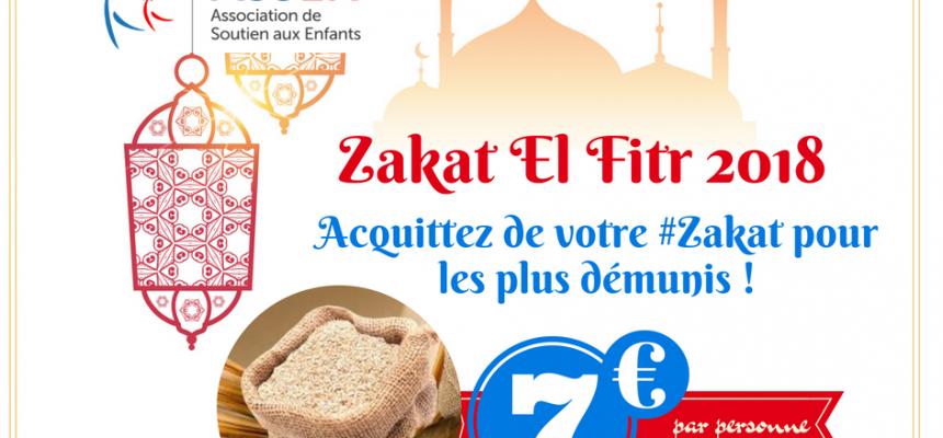 Zaket El Fitr 2018